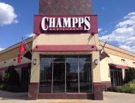 Champps restaurant