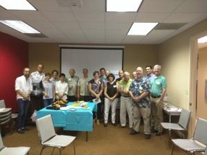 South Florida group photo