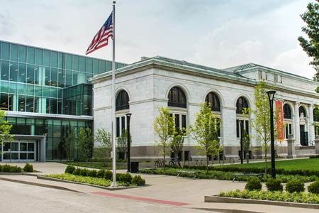 Columbus Main Library