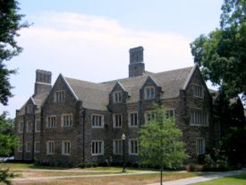 Duke Social Sciences Building